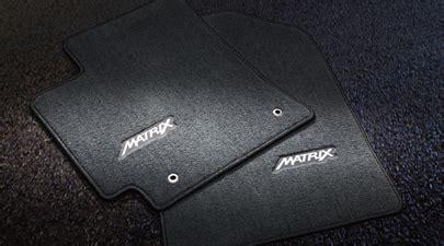 Toyota Matrix Floor Mats For Sale by Floor Mat Matrix 2wd C Toyota Pt206 12092 14
