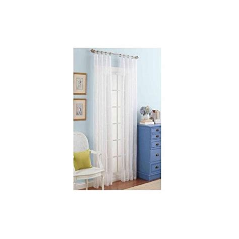 better homes and gardens embroidered sheer curtain panel tikvah on com marketplace sellerratings com