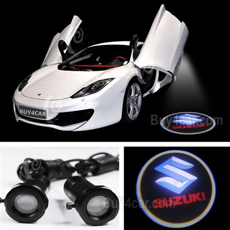 Car Entry Lighting Led Welcome Light Ghost Shadow Projector Emblem Car Door