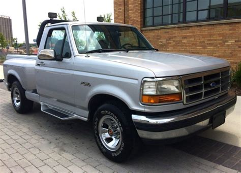 automobile air conditioning service 1992 ford f150 transmission control 1992 ford f150 xlt quot only 82k quot rare flare side one family owned quot very well kept quot