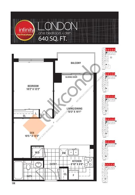 infinity condo floor plans infinity the final phase condos talkcondo