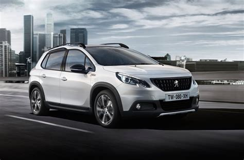 peugeot au 2017 peugeot 2008 gets updated look on sale in australia
