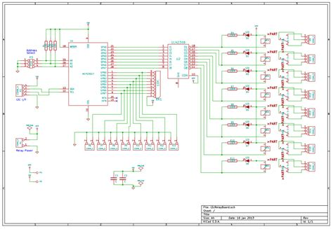arduino relay schematic arduino free engine image for