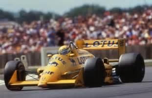 Lotus 99t Lotus 99t Honda Ayrton Senna 1987