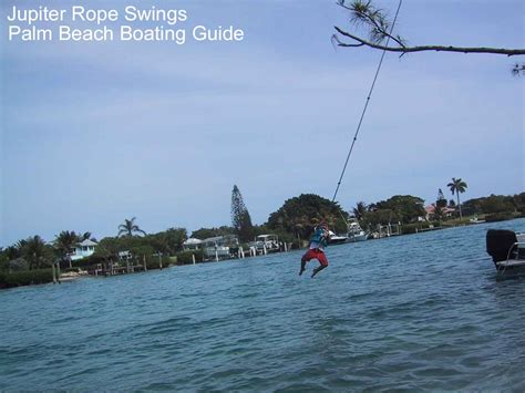 rope swings in florida rope swings in jupiter florida palm beach county photos