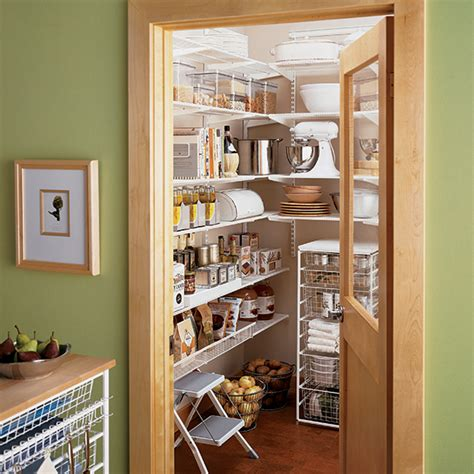 white elfa pantry the container store