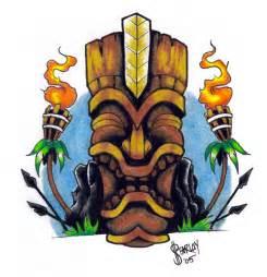 The Tiki Ku The Tiki War God By Inkeduptrash On Deviantart