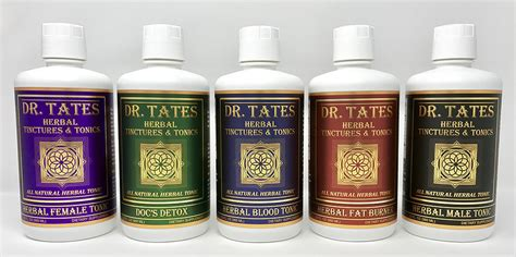 Dr Tates Detox by Medicine Herbal Products Detox Dr Stephen Tates