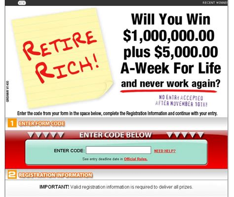 pch ultracomboprize giveaway on pch com retire - Pch Com Sweepstakes Entry Registration
