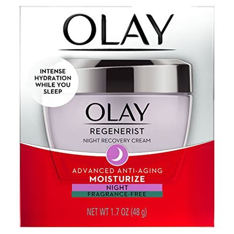 Olay Regenerist Recovery olay regenerist recovery advanced anti aging fragrance free 50ml buy