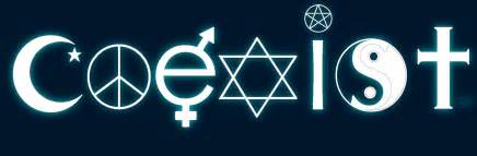 coexist blogging to the maxey