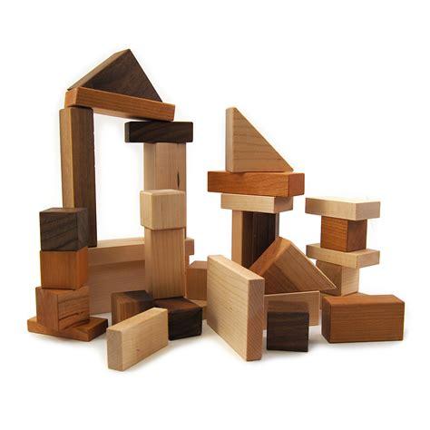 wood blocks building blocks heirloom block set stacking blocks