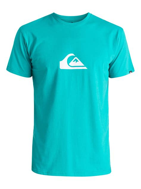 T Shirts Quiksilver classic everyday mw t shirt eqyzt03688 quiksilver