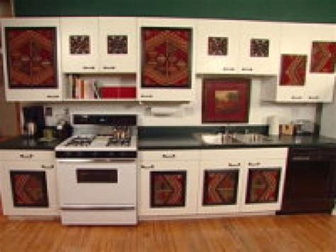 How To Give Your Kitchen Cabinets A Facelift Clever Kitchen Ideas Cabinet Facelift Hgtv