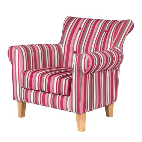 red striped armchair tribecca home parson striped upholstered dining chairs