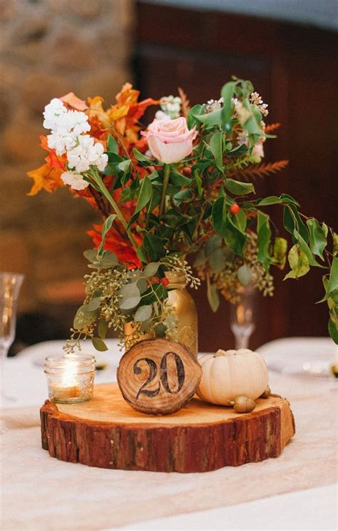 wood centerpieces for tables 25 best ideas about wood wedding centerpieces on