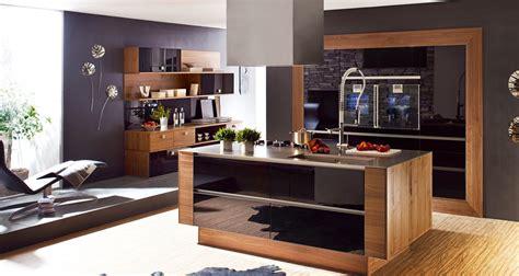 cuisine int馮r馥 allemande conception de cuisine allemande avec ilot central 224