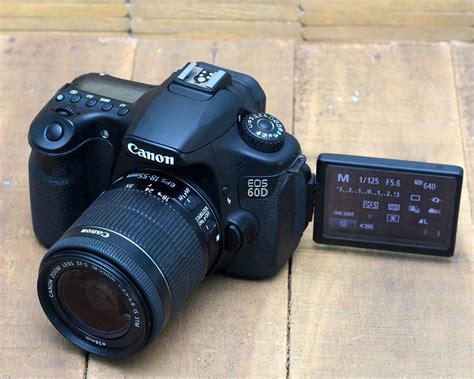 Kamera Canon Eos 60d Second dslr bekas canon eos 60d jual beli laptop second dan kamera bekas di malang