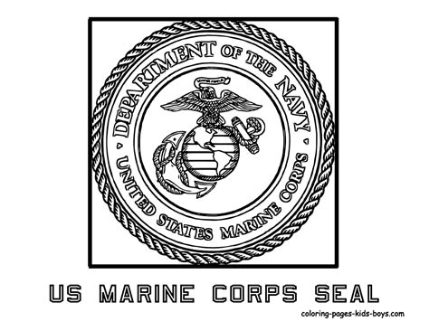 army logo coloring pages us marine corp flag coloring book page free marine