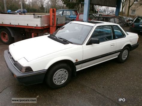 how can i learn about cars 1984 honda accord user handbook 1984 honda prelude information and photos momentcar