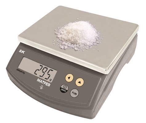 balance professionnelle cuisine balance de cuisine professionnelle sk3 3 kg ip54 matfer