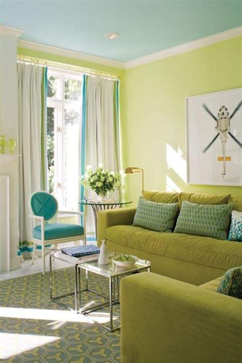 azul turquesa y verde colores para un sal 243 n y una cocina decoracion in