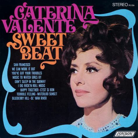 caterina valente happy together caterina valente sweet beat at discogs