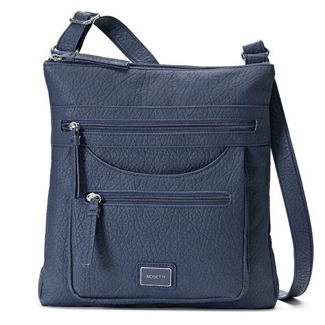light blue crossbody bag rosetti crossbody bag s light blue crossbody
