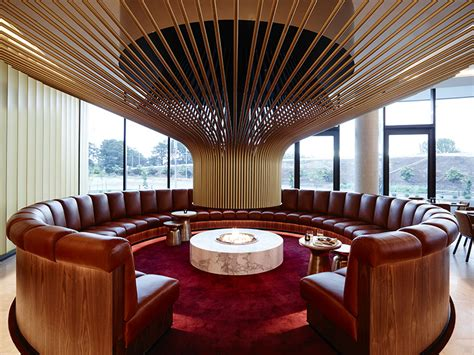 Circular Fireplace by Design Detail An Eye Catching Circular Fireplace Stands