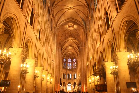 Notre Dame Cathedral Interior by File Notre Dame Cathedral Interior Nave East 01d Jpg