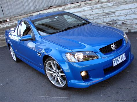 holden ute ss 2010 holden commodore ss ute review caradvice