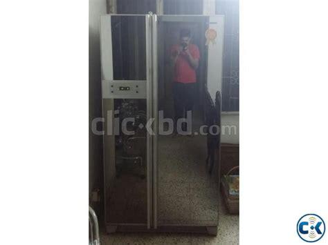 samsung side by side door refrigerator samsung door refrigerator side by side clickbd
