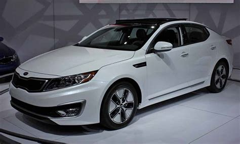 Price On A Kia Optima 2015 Kia Optima Hybrid Sedan Pricing Features Edmunds