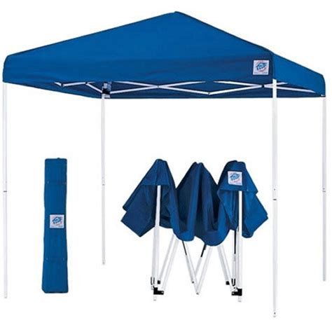 Up Canopy E Z Up 174 Pyramid 174 Ii 10x10 Ft Pop Up Canopy At Hayneedle