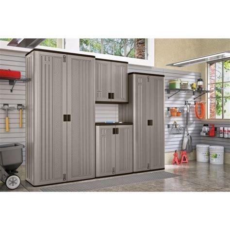 suncast plastic storage cabinets suncast base storage cabinet storage designs