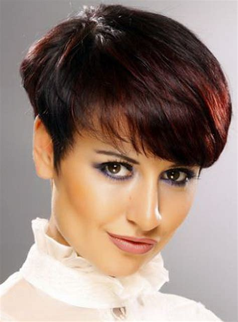 american hairstyles for thin sides short wedge haircut pictures