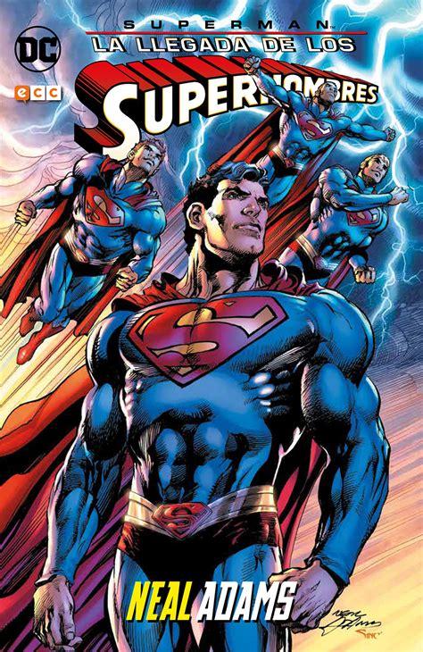 la llegada de los 8466340580 superman la llegada de los superhombres ecc c 243 mics
