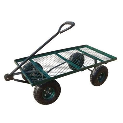 sandusky 3 cu ft 20 in w utility cart fw3820 the home