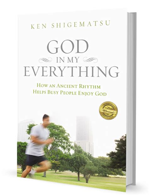 everything tells us about god books book review god in my everything how an ancient rhythm