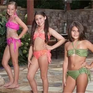 Swimwear girls 2pc bikini swimsuit girls 7 14 sophiasstyle
