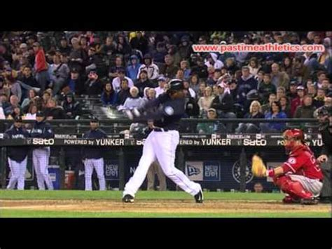 ken griffey jr swing slow motion ken griffey jr slow motion baseball swing hitting