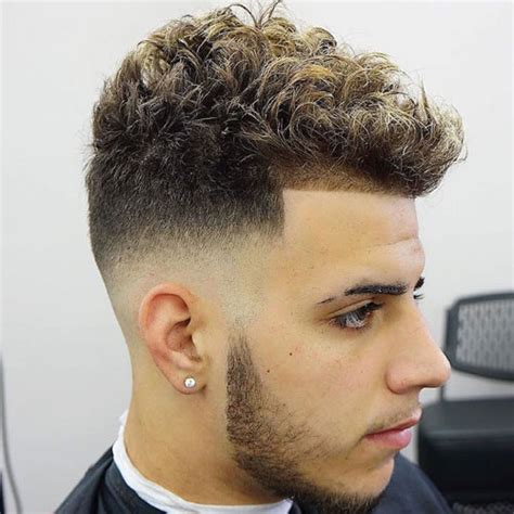 haircut for curly short hair male curly hairstyles for men