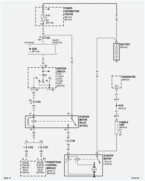 wiring diagram dodge neon 2000 wiring diagram