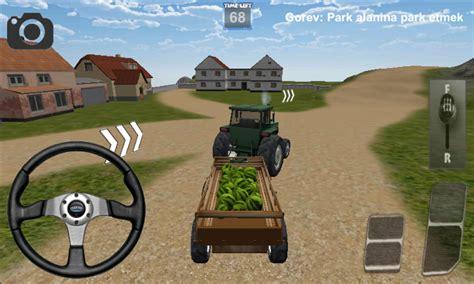 traktor oyunlari 3d trakt 246 r 231 iftlik oyunu indir android gezginler mobil