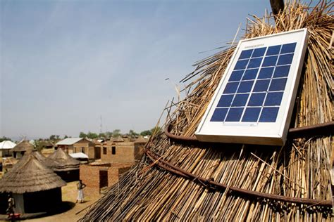 affordable solar power amortized solar system changemakers