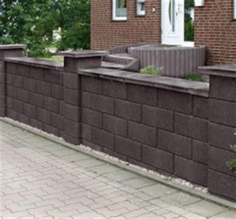 Gartenmauersteine Hornbach