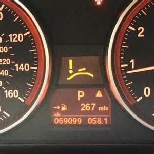 2008 bmw 335i dashboard symbols