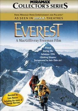 film everest en dvd everest 1998 film wikipedia