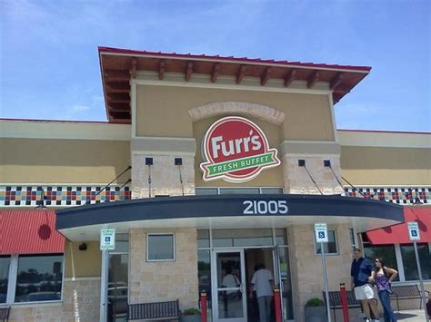 Eingang Picture Of Furr S Fresh Buffet Spring Tripadvisor Furrs Lunch Buffet Price