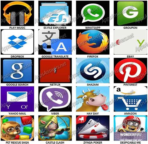 android answers 100 pix quiz android apps level 21 level 40 answers apps answers net